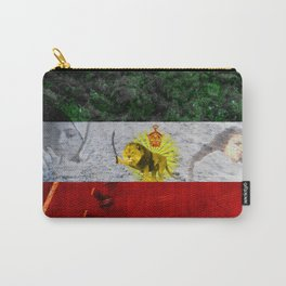 I ran into love Carry-All Pouch