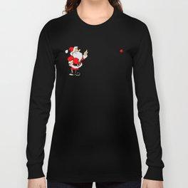Santa's hohoho Long Sleeve T-shirt