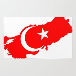 Turk Bayragi Rug