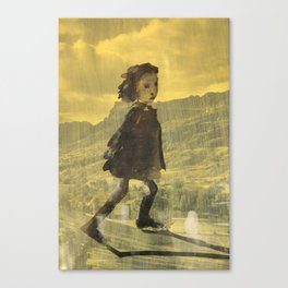 Collette Canvas Print