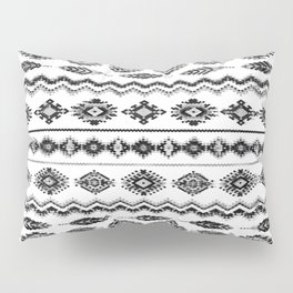cockatoo (monochrome series) Pillow Sham