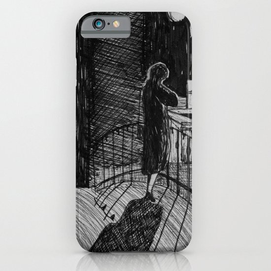 Le Notti Bianche iPhone & iPod Case
