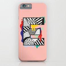 E for …. iPhone 6s Slim Case