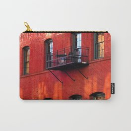 Filson building, Portland, Oregon Carry-All Pouch