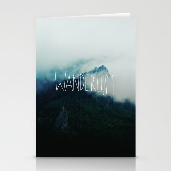 Wanderlust: Columbia River Gorge Stationery Cards