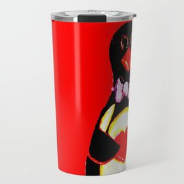 Judy the Penguin Travel Mug