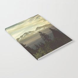 Morning in the Mountains Notebook
