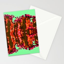 Surreal Cactus Art Stationery Cards