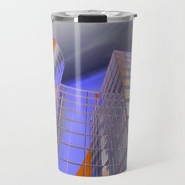city -w3- Travel Mug