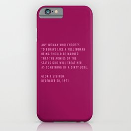 Dirty Jokes iPhone Case