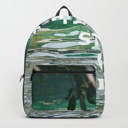 Tropical State Of Mind Backpack