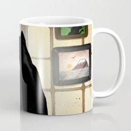 Out of the window Coffee Mug
