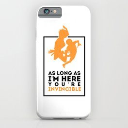 Haikyuu!! - Kagehina iPhone Case