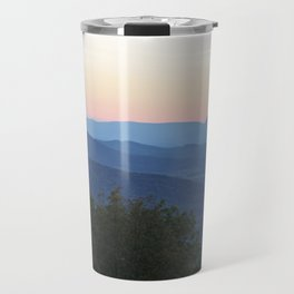 Mountain Blues Travel Mug