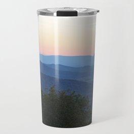 Mountain Blues Travel Mug
