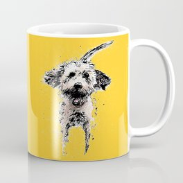 Labradoodle Larking! Coffee Mug
