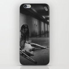 Fall Down 7, Stand Up 8 iPhone & iPod Skin