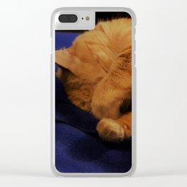 Aren't I cute! Clear iPhone Case