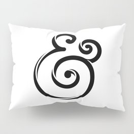 InclusiveKind Ampersand Pillow Sham