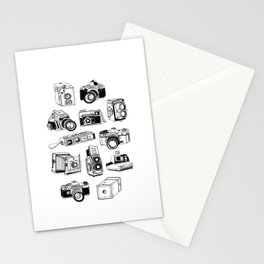 Film Photography Cameras  Stationery Cards