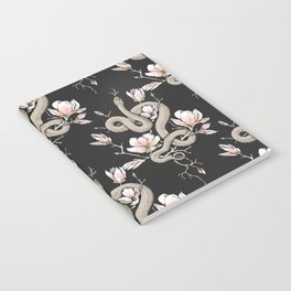 Magnolia and Serpent Notebook