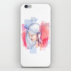 Never forget iPhone Skin