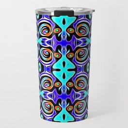Art ~ Colours That Pop Travel Mug