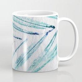 Palm leaves Coffee Mug