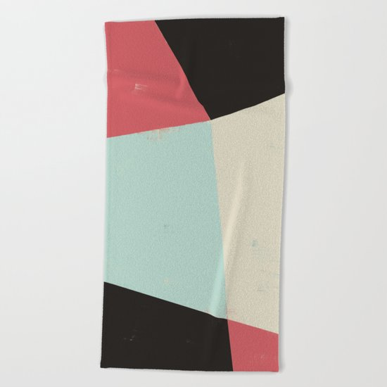 HERE IX Beach Towel