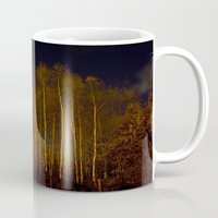 kindle Mugs featuring Kindle  by Kirstine Squire