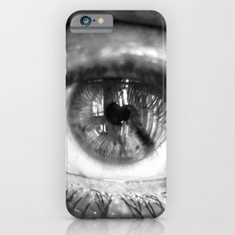 Eye of the Photographer iPhone Case