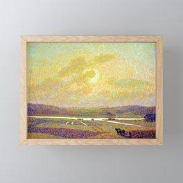Ester Almqvist Landscape Framed Mini Art Print