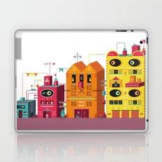 Buildings Laptop & iPad Skin