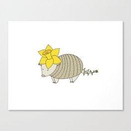 Daffodillo Canvas Print