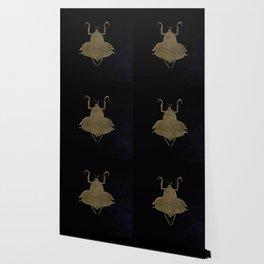 Golden Beetle Wallpaper