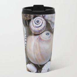 Sea Shell Collection Travel Mug