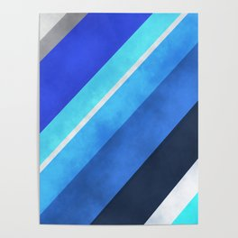 Parallel Blues Poster
