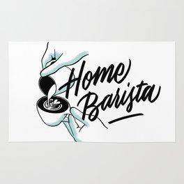 Home barista - Latte art lovers Rug