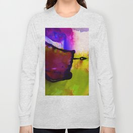 Abstract Bliss 4D by Kathy Morton Stanion Long Sleeve T-shirt