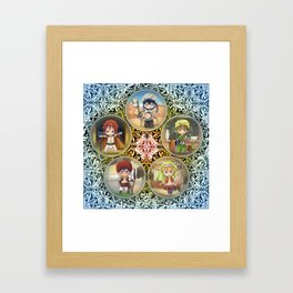 Free! Arabian Framed Art Print