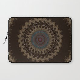 Sequential Baseline Mandala 26 Laptop Sleeve