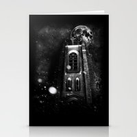 sin city Stationery Cards featuring Sin City by kidkyngstyle