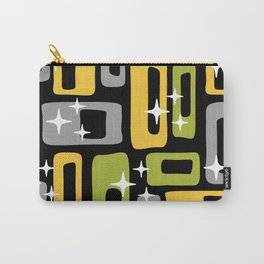 Retro Mid Century Modern Abstract Pattern 617 Carry-All Pouch