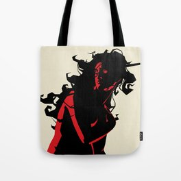 Witch of the wild Tote Bag