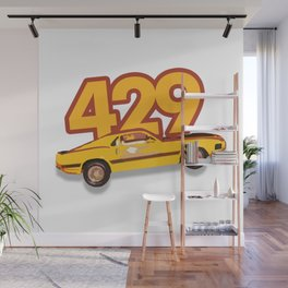The Boss 429 Wall Mural