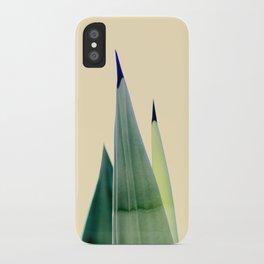 Pencil Plant iPhone Case