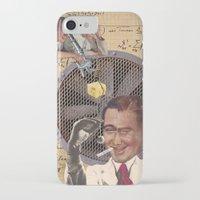 lab iPhone & iPod Cases featuring LAB RAT by Julia Lillard Art