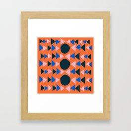 Right Now Framed Art Print