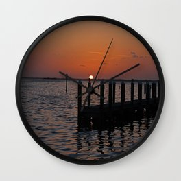 Desperately Ever After Wall Clock