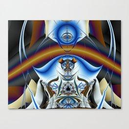 White tower series part 3  Canvas Print